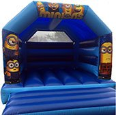 Minnions 12x15 Bouncy Castle